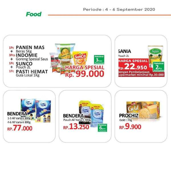 Promo JSM Yogya Supermarket 4-6 September 2020