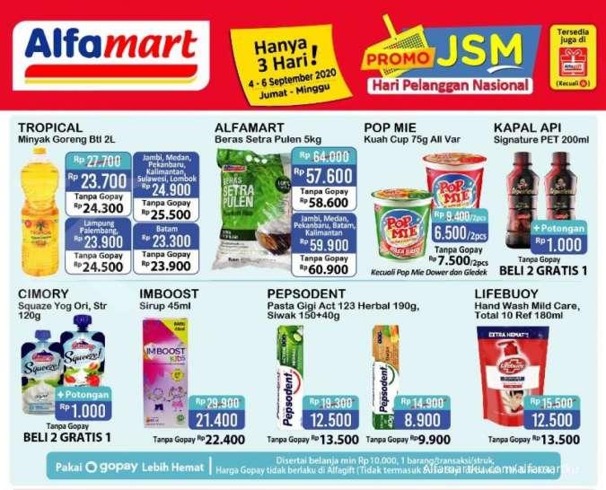Promo JSM Alfamart 4-6 September 2020