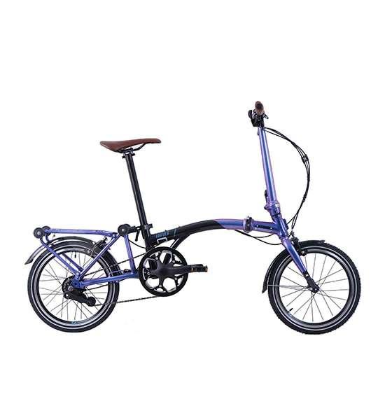 Baru beredar, ini daftar lengkap harga sepeda lipat United Trifold 2020