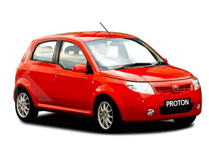 Harga mobil bekas Proton Savvy