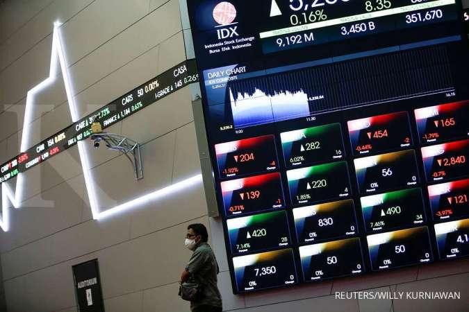 IHSG turun 0,40% ke 5.038 pada akhir perdagangan Kamis (17/9), asing lepas saham bank - Investasi Kontan