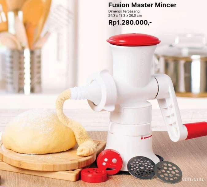 Katalog promo Tupperware September 2020 khusus alat bikin kue