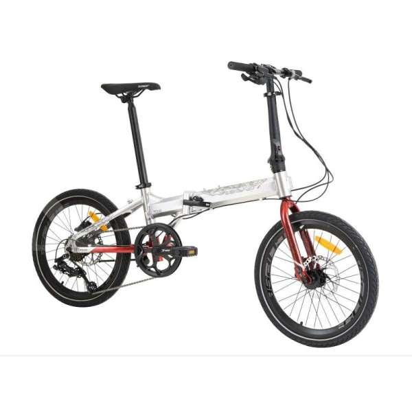 Hore! baru dirilis, harga sepeda lipat Police Texas B2W edisi 15 anniversary murah