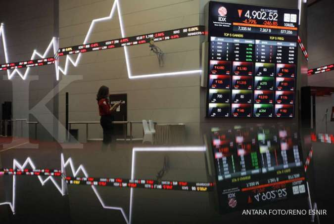 PSBB Jakarta berlaku, IHSG masih berpotensi menguat - Investasi Kontan