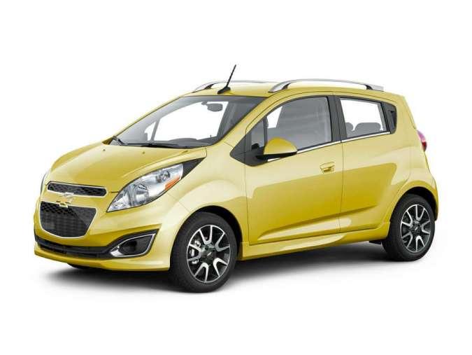 Berfitur Lengkap Harga Mobil Bekas Chevrolet Spark Generasi Ini Mulai Rp 60 Juta