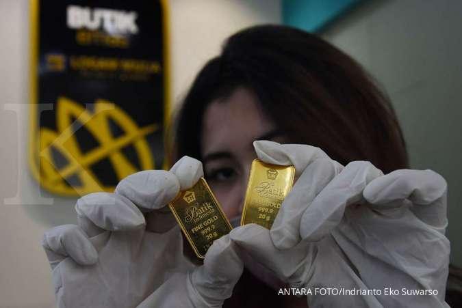 Berapa harga emas hari ini, 18 September 2020? - I