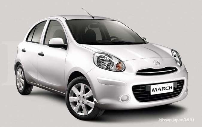 Harga mobil bekas Nissan March
