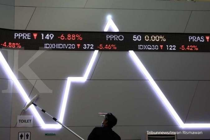 Secara teknikal IHSG hari ini berpeluang menguat, saham berikut bisa jadi pilihan - Investasi Kontan