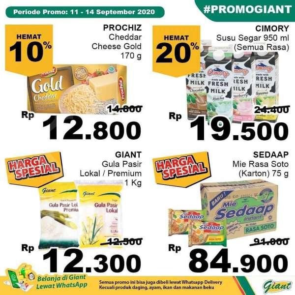 Katalog Lengkap Promo Jsm Indomaret Alfamart Hypermart Superindo Dan Giant 11 14 September 2020 Halaman All Tribunnewswiki Com Mobile