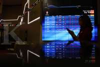 Intip saham-saham koleksi asing saat IHSG melesat kemarin, Jumat (25/9)