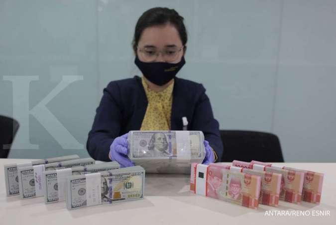 Kurs dollar-rupiah di BNI hari ini Jumat 18 Juni 2021