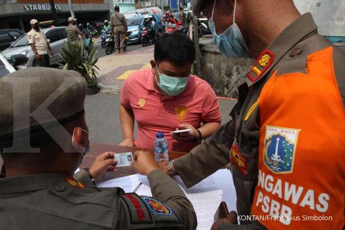 PSBB Transisi Jakarta berlaku lagi