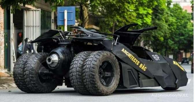 Modifikasi Batmobile