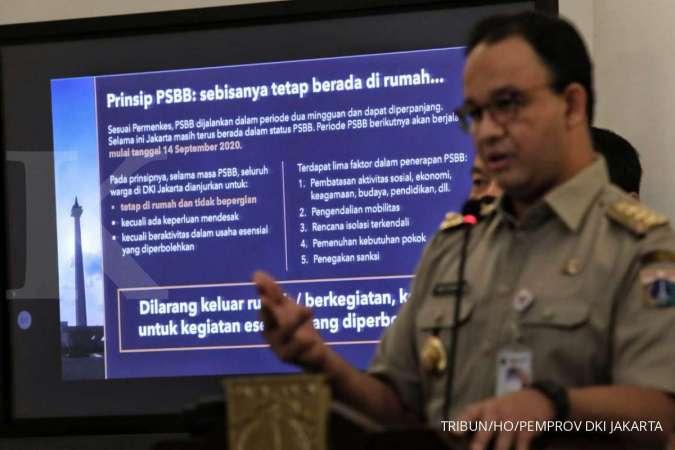 Para siswa di DKI Jakarta, ini aturan sekolah saat PSBB transisi