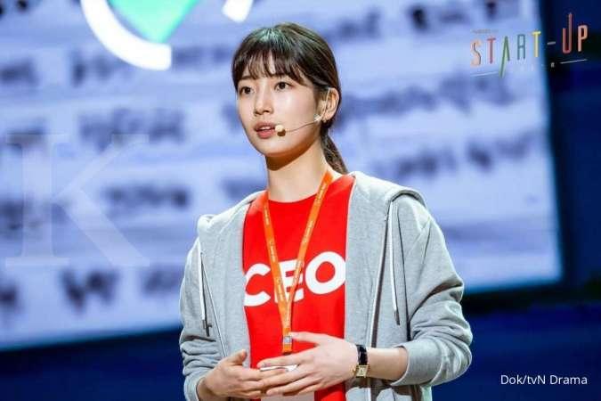 Start-Up menjadi salah satu drama Korea rating tertinggi di minggu keempat Oktober 2020.