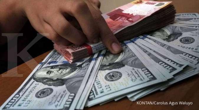 Kurs dollar-rupiah di BRI, hari ini Kamis 14 Januari 2021