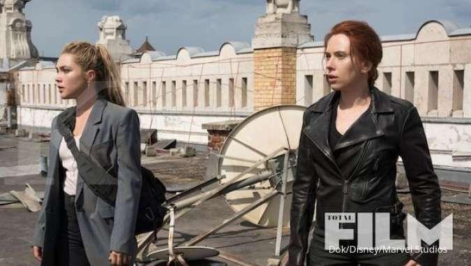 Film Black Widow, Scarlett Johansson ikut penasaran tentang peristiwa di Budapest