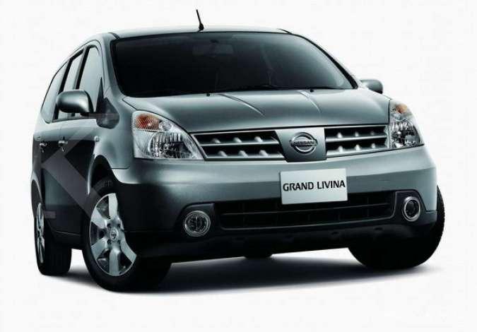 Harga mobil bekas Nissan Grand Livina