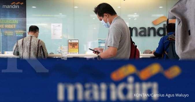 Kurs dollar-rupiah Bank Mandiri hari ini Selasa 20 Oktober, cek sebelum tukar valas