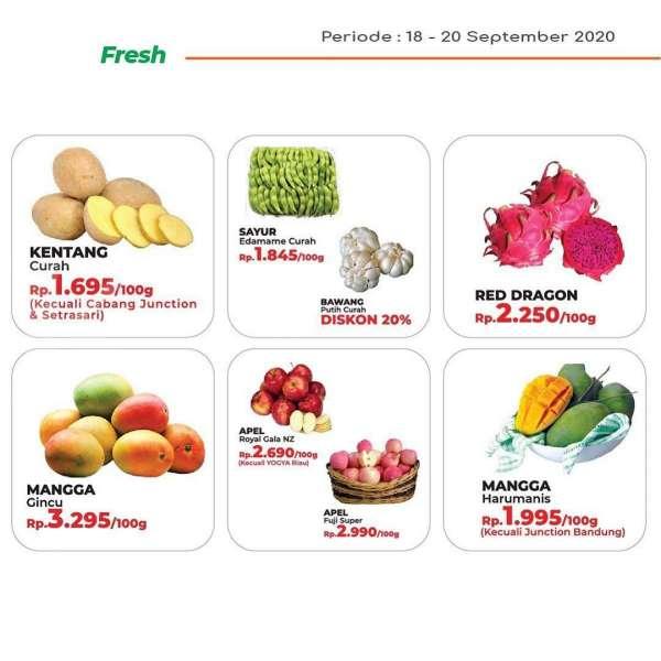 Promo Jsm Yogya Supermarket Hari Ini Hingga 20 September 2020 Cek Katalog Promo Selengkapnya Tribun Cirebon