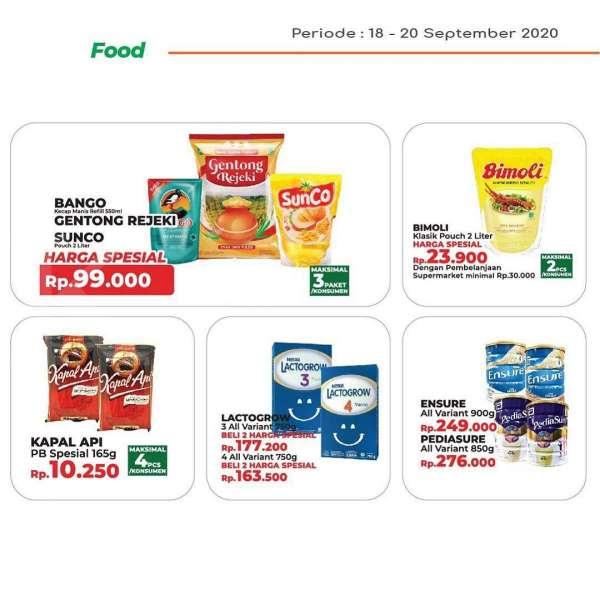Promo JSM Yogya Supermarket 18-20 September 2020