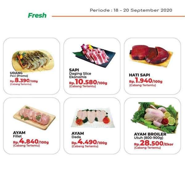 Promo JSM <a href='https://cirebon.tribunnews.com/tag/yogya' title='Yogya'>Yogya</a> Supermarket 18-20 September 2020