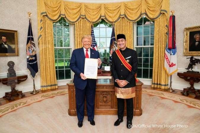 Indonesia-AS teken MoU pendanaan infrastruktur dan perdagangan, nilainya US$ 750 juta