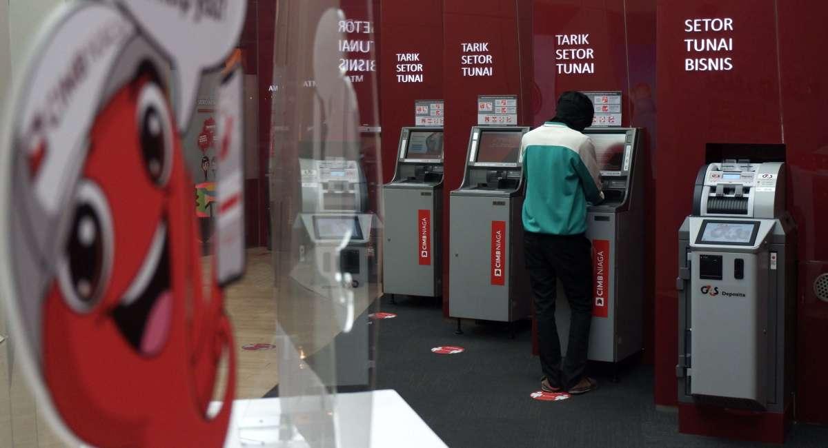 Pertumbuhan aset Bank CIMB Niaga