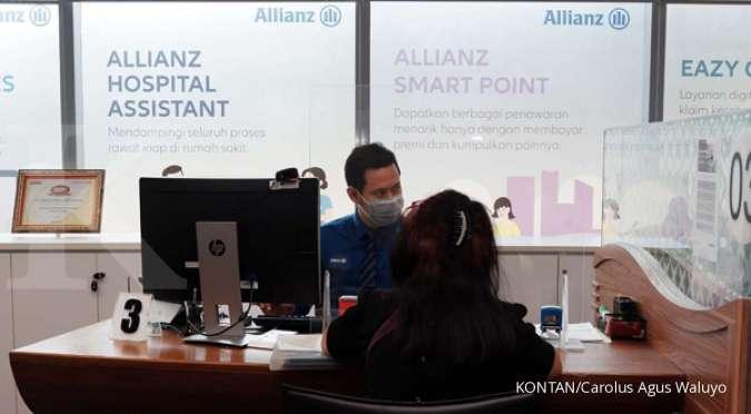 Customer care Allianz JakartaAllianz Indonesia. Allianz adalah salah satu perusahaan asuransi yang menyediakan produk asuransi jiwa.