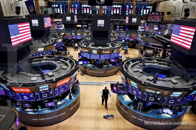 Wall Street: Dow Jones, S&P dan Nasdaq Naik, Tangkis Sentimen Corona dan Politik AS
