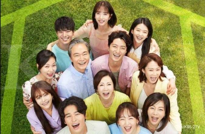 Homemade Love Story di daftar drama Korea rating tertinggi minggu keempat Oktober.
