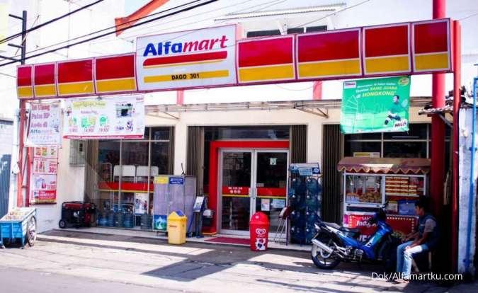 Bayar BPJS Ketenagakerjaan di Alfamart