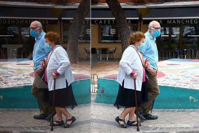 Petunjuk WHO terbaru hadapi Covid-19, spesial buat orang usia lanjut