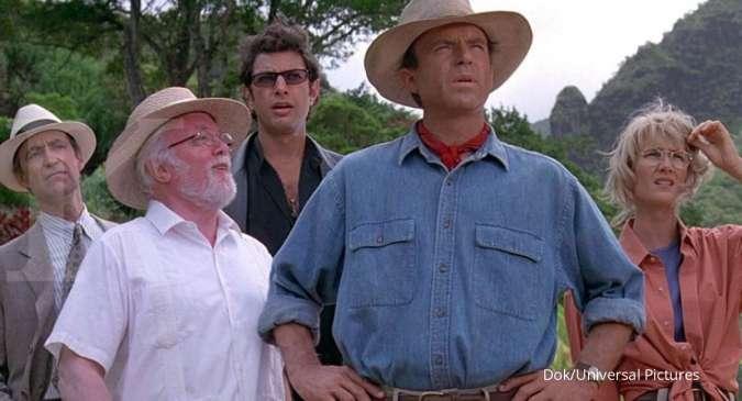 Jeff Goldblum, Sam Neill, dan Laura Dern dari Jurassic Park akan turut membintangi film Jurassic: World Dominion.