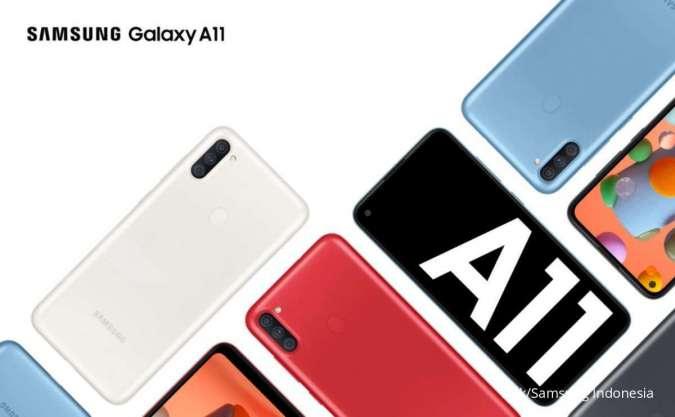 Harga HP Samsung A11 terbaru, HP murah unggulan dari Samsung.