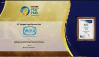 WIKA raih penghargaan The Best PKBL for Indonesia CSRxPKBL Award 2020