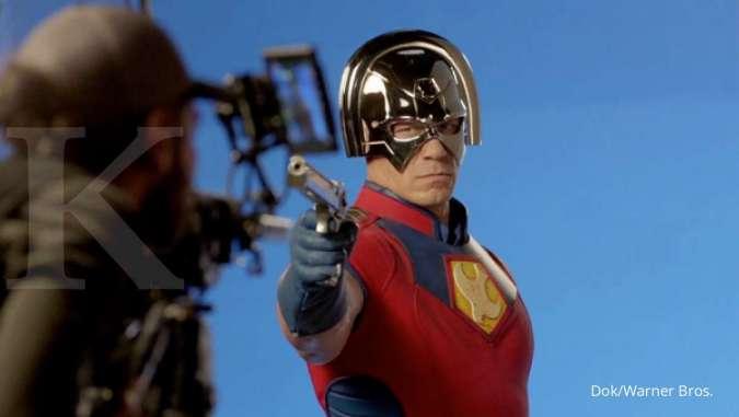 Peacemaker dibintangi John Cena, series terbaru HBO Max yang merupakan spin-off film The Suicide Squad.