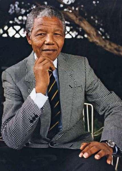Biografi Tokoh Nelson Mandela Tokoh Kesetaraan Dan Perdamaian Asal Afrika Selatan