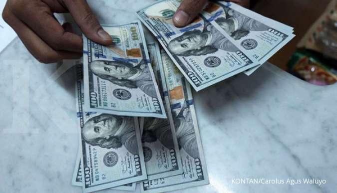 Kurs dollar rupiah di BNI hari ini Kamis 22 Oktober 2020