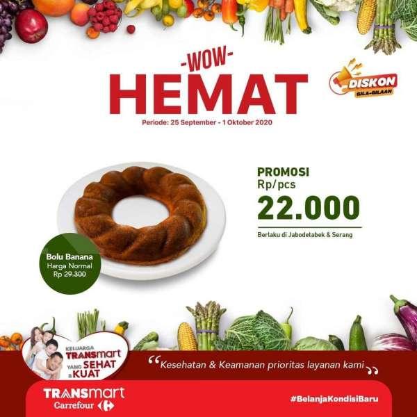 Promo Transmart Carrefour 25 September - 1 Oktober 2020