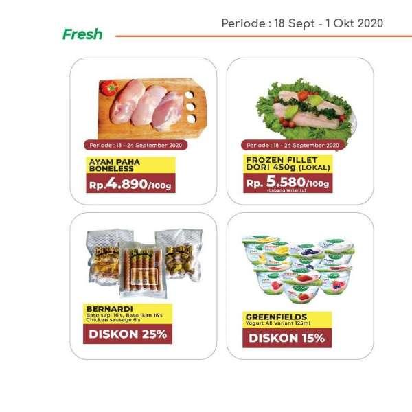 Promo Yogya Supermarket 18 September � 1 Oktober 2020