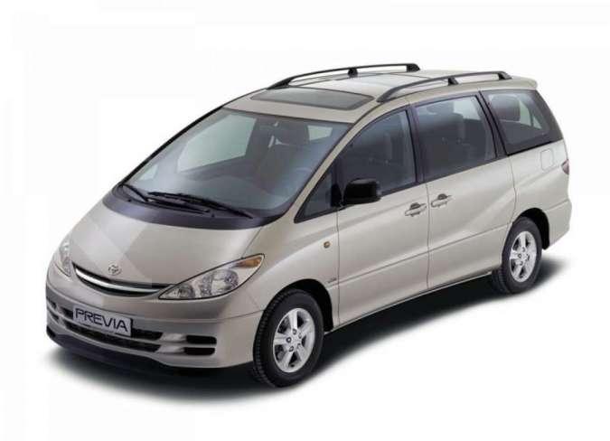 MPV mewah ini murah banget, harga mobil bekas Toyota Previa mulai Rp 80 juta saja