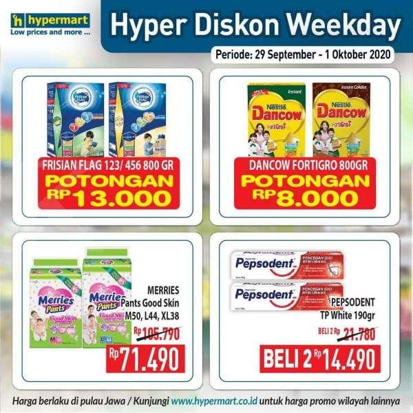 Promo Hypermart 29 September – 1 Oktober 2020