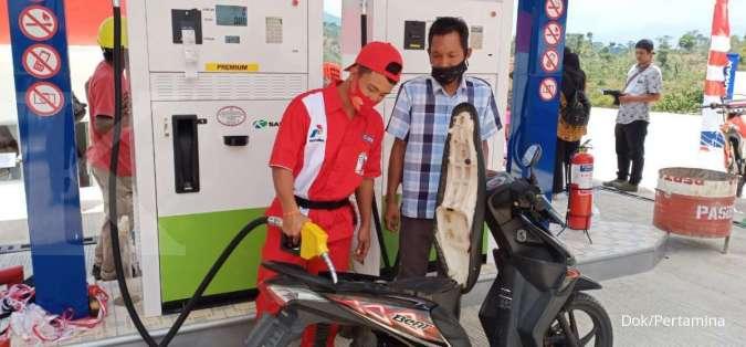 Pertamina dirikan SPBU BBM satu harga di Sambas, Kalimantan Barat