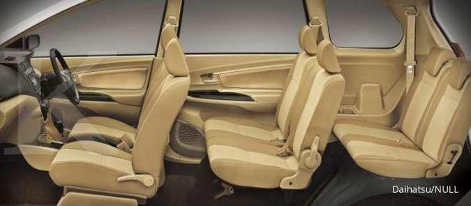 Harga mobil bekas Daihatsu Xenia (Interior)
