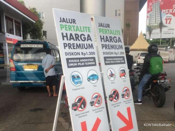 Wewenang Penghapusan Premium di Tangan Presiden
