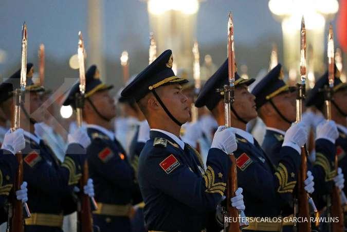 Pasukan pengawal kehormatan China