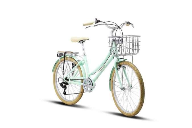 Penampilan anggun dan murah, ini dia harga sepeda wanita Polygon Claire24