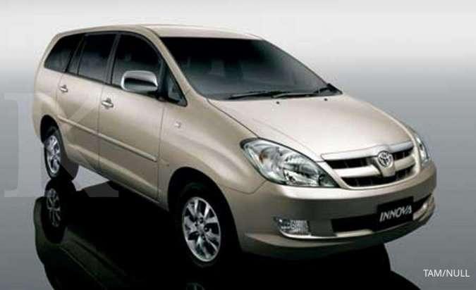 Lelang mobil dinas Toyota Innova tahun 2009 di BPJS akan ditutup hari ini