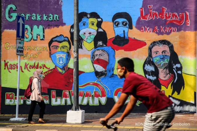 Bandung Masuk Zona Merah Covid 19 Satgas Yang Bandel Langsung Ditindak